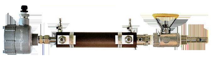 Retractable pH Sensor Assembly